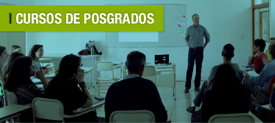 Banner Curso de Posgrado
