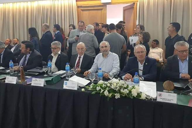 Autoridades del CIN realizaron fuertes pronunciamientos sobre la actualidad