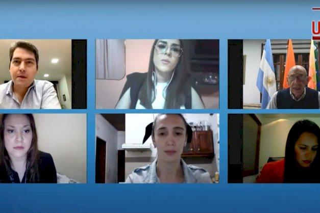 Charla virtual de la UNTDF analizó la situación de las personas trans en Tierra del Fuego y Entre Ríos copy