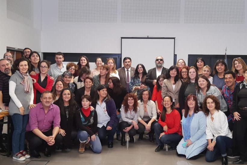 En el marco dela 2° Reunión Anual - Red Interuniversitaria de Discapacidad del Consejo Interuniversitario Nacional