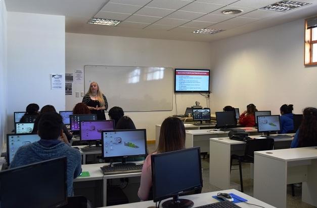 La Universidad promueve políticas de inclusión digital