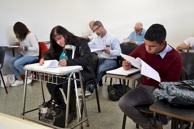 Más de 50 personas sin secundario completo se preinscribieron en la Universidad