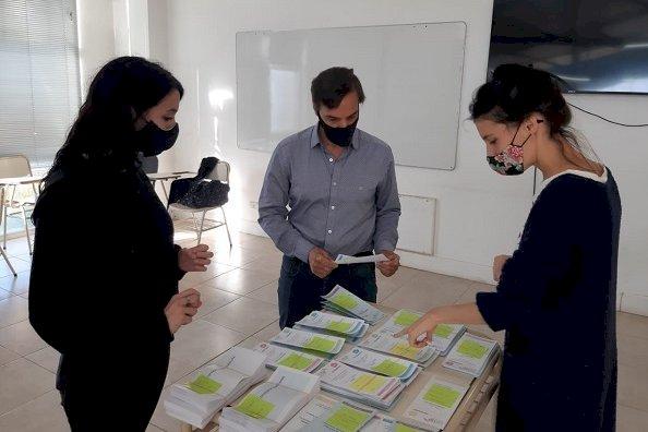 La UNTDF avanza con su proceso electoral y la implementación del Voto por Correo Postal