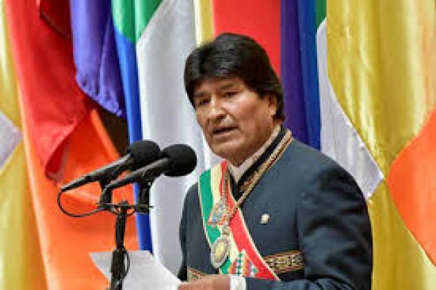 El Consejo Superior  aprobó el Doctorado Honoris Causa para Evo Morales
