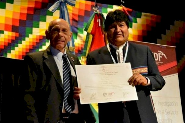 El Consejo Superior de la UNTDF celebró el restablecimiento de la democracia en Bolivia