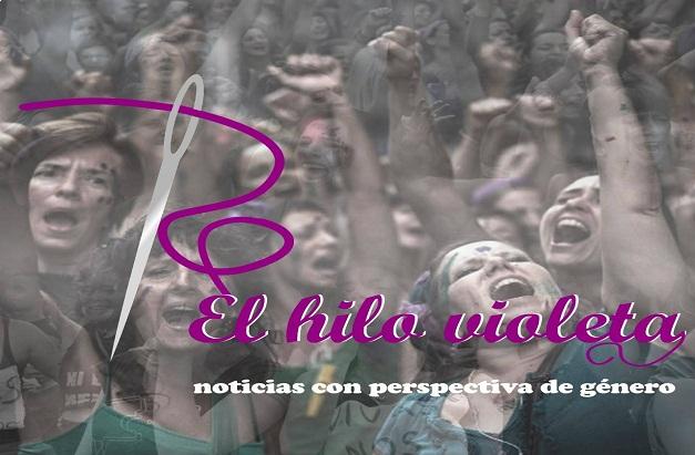 """""""El Hilo Violeta"""" un noticiero federal y feminista producido desde RadioUNTDF"""