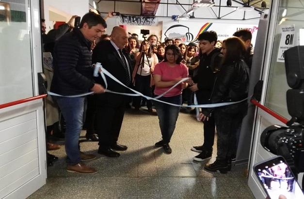 La Universidad recibió a los estudiantes con importantes mejoras edilicias