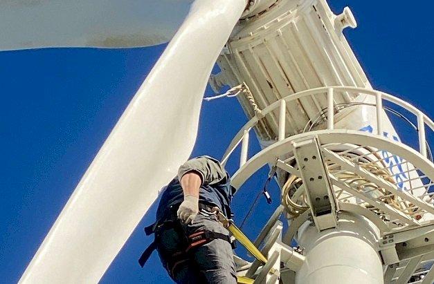 La UNTDF instalará dos nuevas turbinas eólicas en la Provincia