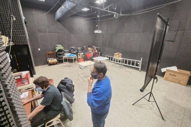 Laboratorio de Medios UNTDF sede Rio Grande