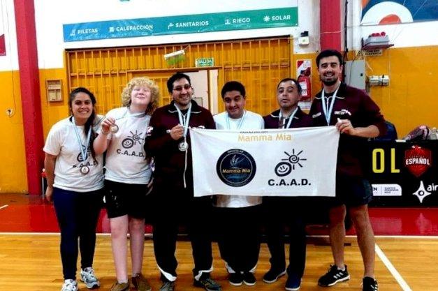 Los Albatros obtuvieron el 5to puesto del Torneo Patagónico de Goalball