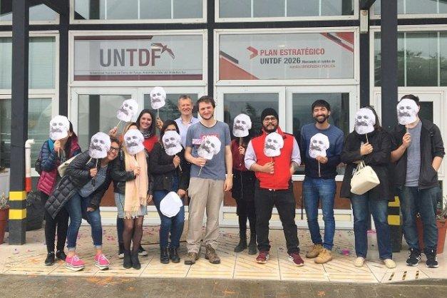 La UNTDF tiene su primer graduado en Sociología