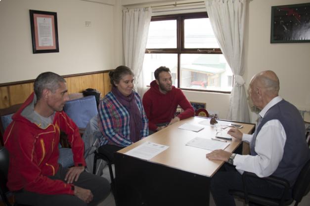 Es para la implementación de acciones de cooperación mutua y un programa de deporte