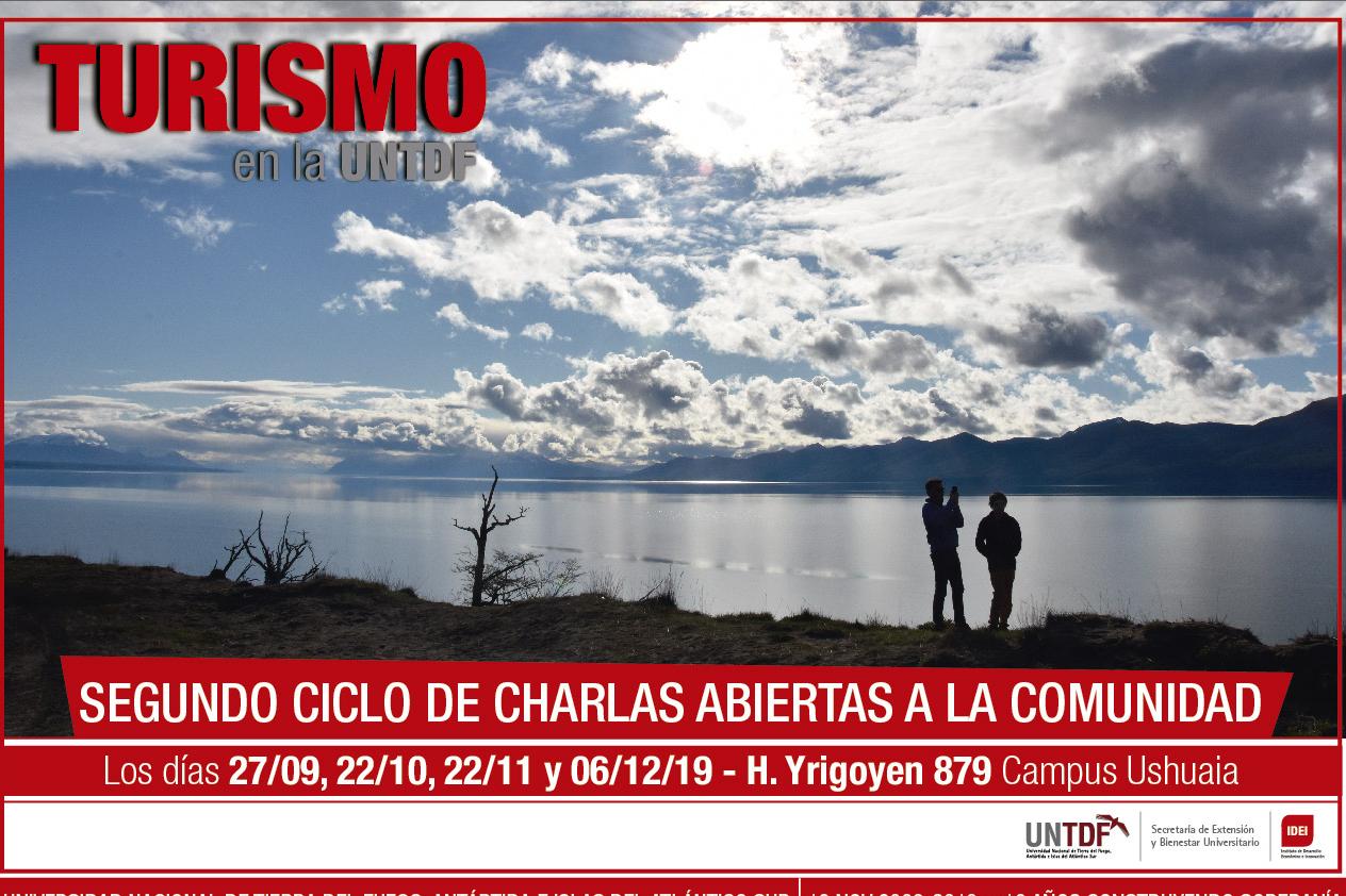 """Inicia el Ciclo de Charlas """"Turismo en la UNTDF"""""""