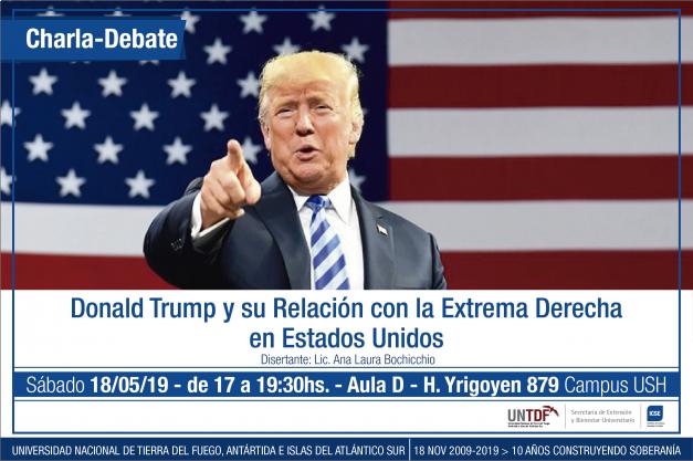 """""""Donald Trump y su relación con la extrema derecha en EEUU"""""""
