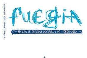 """La """"Revista Fuegia. Estudios Sociales y del Territorio"""" publicó su segundo número 2019"""
