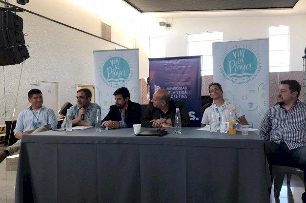 La UNTDF participó de un diálogo estratégico sobre Deporte Universitario