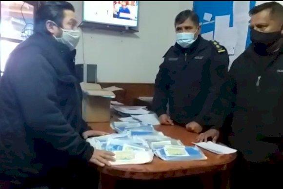 Las acciones de la Red Solidaria UNTDF llegan a Jujuy