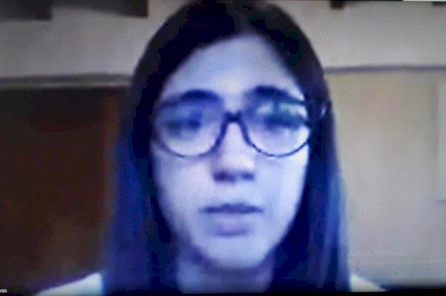 Cecilia Manzano es la primera Ingeniera Industrial graduada en la UNTDF